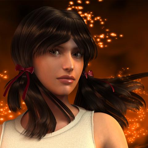 Fiery Genesis 2 3Delight