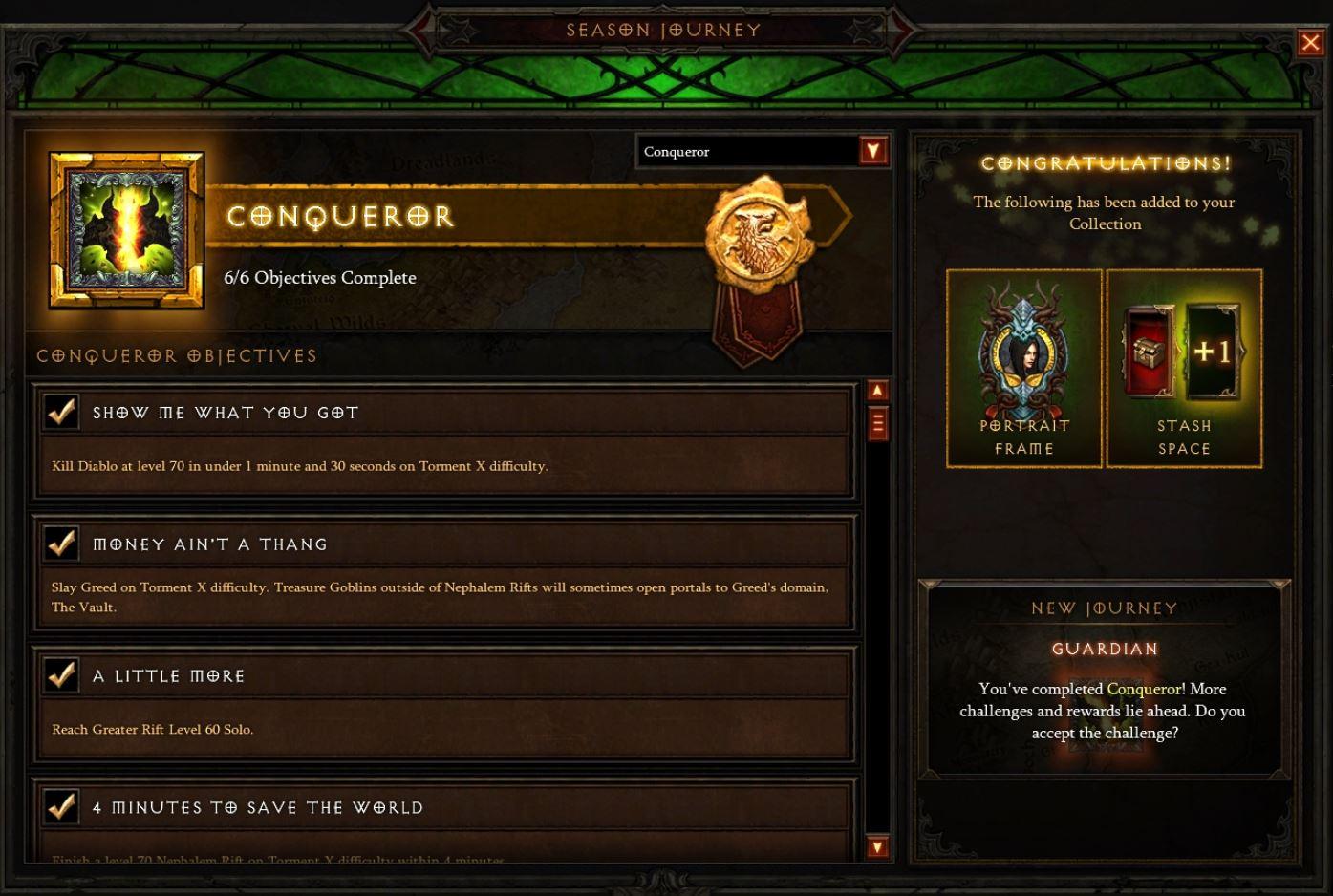S5 Conqueror Complete